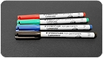 Staedtler Lumocolor Non-Permanent Marker - Superfine Red