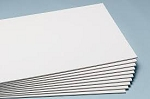 Nielsen Bainbridge Standard White Foam Board 48x96x3/16 -25 Sheets