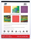 Grafix Wet Media Dura-Lar Films