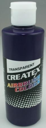 Createx Airbrush Paint 4 oz Red Violet