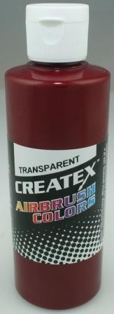 Createx Airbrush Paint 2 oz Deep Red
