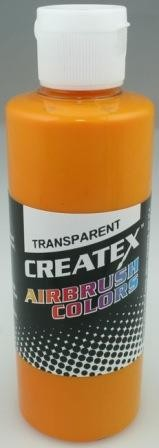 Createx Airbrush Paint 8 oz Canary Yellow