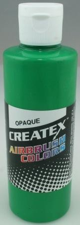 Createx Airbrush Paint 8 oz Opaque Light Green