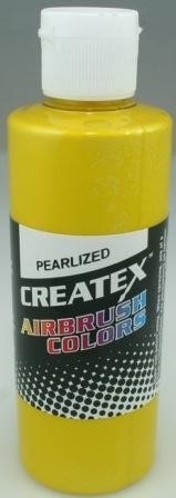 Createx Airbrush Paint 8 oz Pearl Pineapple