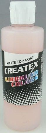 Createx Airbrush Matte Top Coat 32 oz.