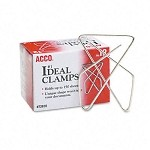 Acco Ideal Paper Clamps