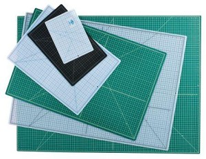 Alvin 8.5x12 Self Healing Cutting Mat