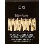 Bienfang Assorted Color Calligraphy Pad