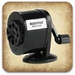 Stanley Bostitch Manual Pencil Sharpener