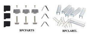 Alvin Spare Parts for Blueprint Clamps