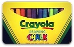 Crayola Drawing Chalk