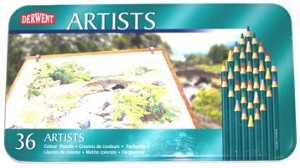 Derwent Artists Color Pencils 36ct.