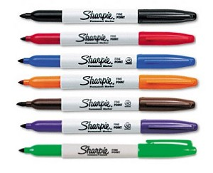 Sharpie Fine Point Permanent Markers