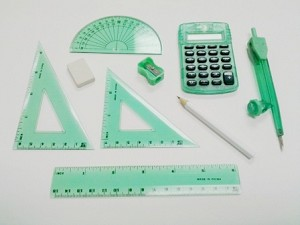 Helix School Kit with Calculator