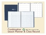 House of Doolittle Recycled Class Record/Lesson Planner Book