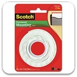 Scotch Permanent Mounting Foam Tape