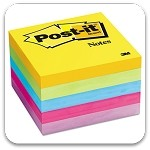 Post-It Notes 3x3 Ultra Colors