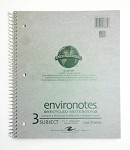 Roaring Spring Environotes Wirebound Notebooks