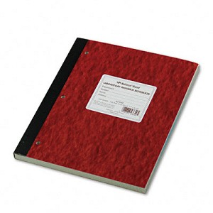 National Brand Duplicate Laboratory Notebook