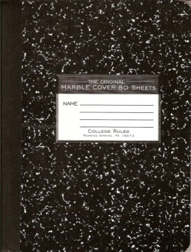 Roaring Spring Composition Book
