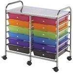 Blue Hills Studio Storage Carts