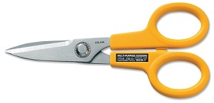 Olfa 5 Inch Stainless Steel Scissors