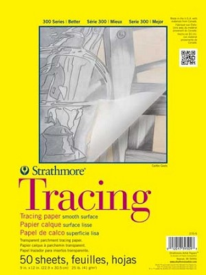 Strathmore Tracing Pads