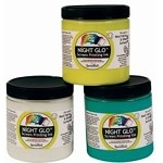 Speedball Night-Glo Fabric Screen Printing Ink
