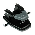 Swingline Comfort Handle 2-Hole Paper Punch