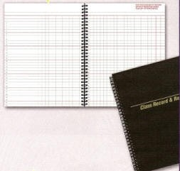 National Brand Class Record and Roll Book