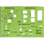 Rapidesign R304 Solid State Electronics Template