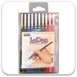 Marvy Uchida Basic LePen Set of 10