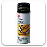 3M Photo Mount Adhesive Spray 4 oz.