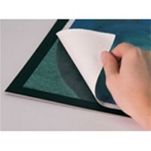 "GRAFIX® Archival Double Tack Mounting Film  24""x36"" 25 sheets"